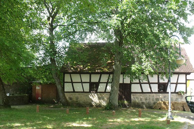 Jagdschein - Schulungsraum Burginnenhof