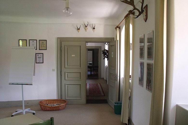 Jagdzentrum Oberfranken - Schulungsräume