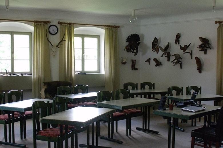 Jagdzentrum Oberfranken - Unsere Schulungsräume